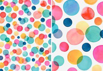 Magrikie : Illustration  : dots / stripes / geometrics