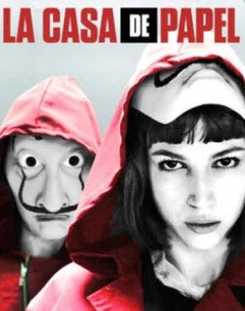 La Casa de papel Saison 2 FRENCH BluRay 720p HDTV
