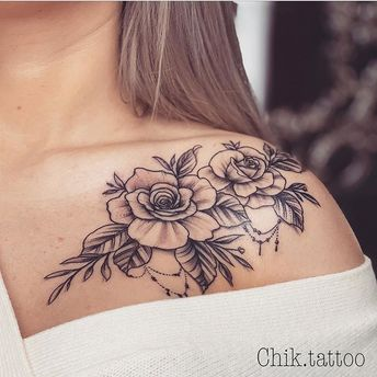 Sleutelbeen Tattoo Ideas And Images Pikuv
