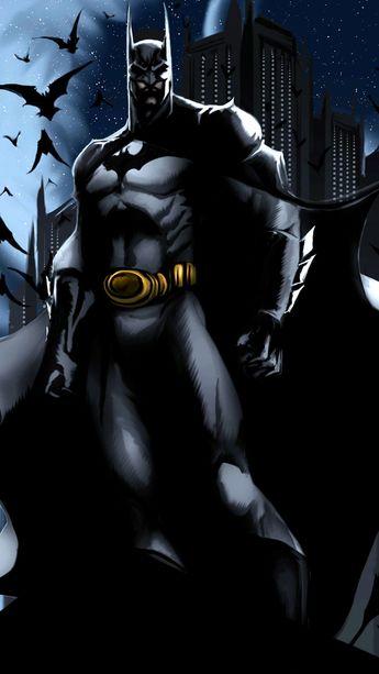 Batman Wallpaper 1080x1920