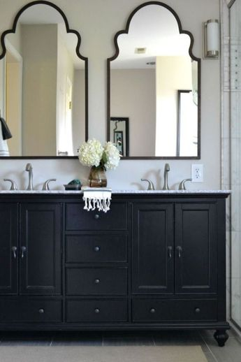 30+ Cool And Modern Bathroom Mirror Ideas