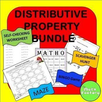 Algebra Scavenger Hunt Bundle 2