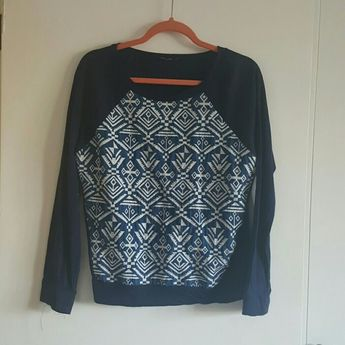 79e0bb36bd634 Long sleeve shirt Cute pattern casual long sleeve shirt. XL fits like Large,  10