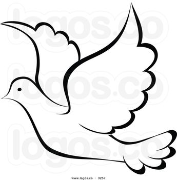 Royalty Free Dove Stock Logo Designs