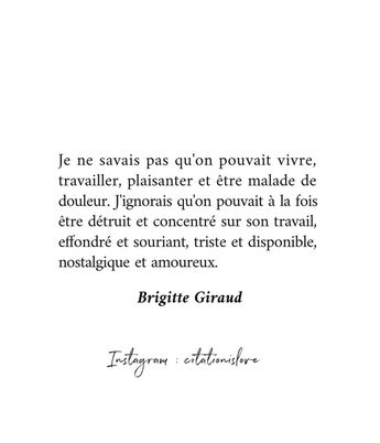 📖 L'amour est très surestimé #penseedujour #citationdujour #citation #extraitdelivre #brigittegiraud #citationislove
