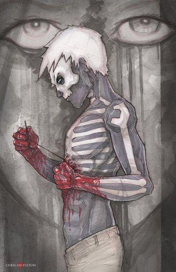 Cópia do cartaz de Creepypasta dos pontos do coração do vagabundo