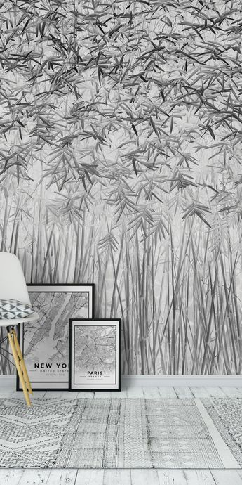Parallelism Wall Mural / Wallpaper Abstract