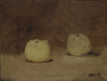 Edouard Manet Still Life with Apples 1880