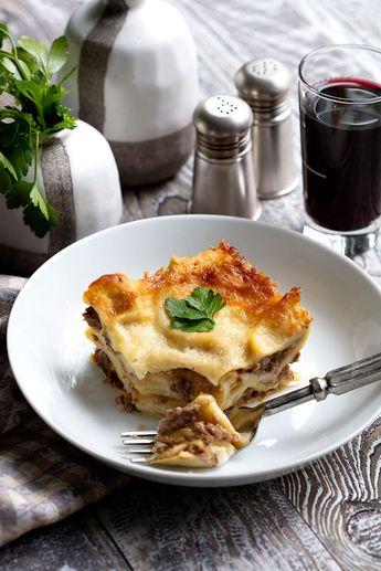 Lasagna di San Gimignano | Italian Food Forever