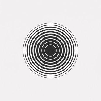 DAILY MINIMAL   #JA16-454   A new geometric design every day