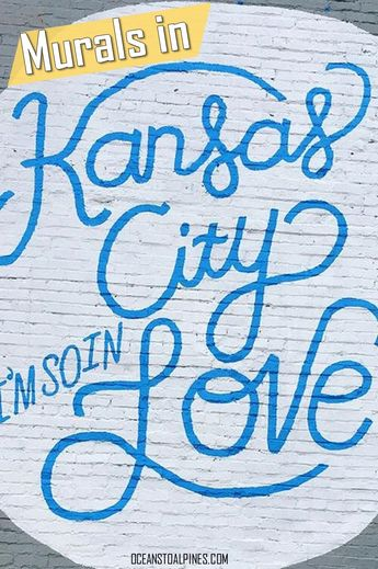 List of must-see Murals in Kansas City, Missouri! Don't miss out on great photo ops with the local flare #kansascity #murals #instagram #photoshoots
