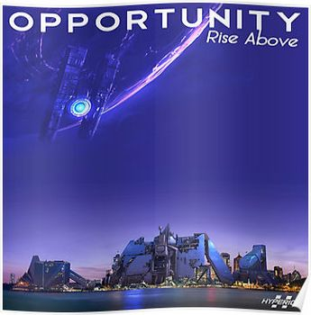 Opportunity | Poster