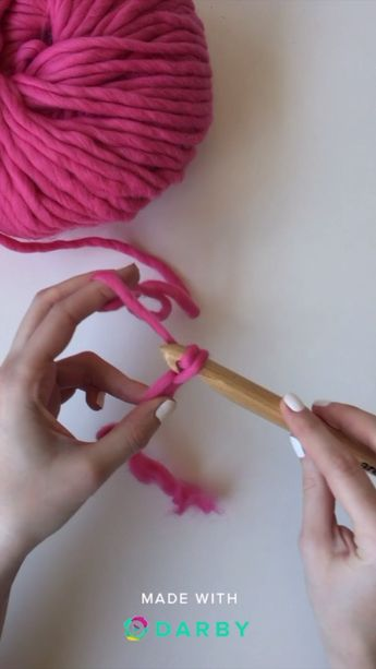How to Crochet a Chunky Pillow with this Easy Video Tutorial