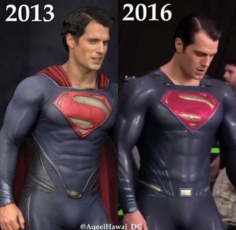 01  19  2019   11  19p  Henry Cavill aka  Superman.  The Years  Fly By.