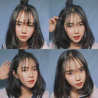 Model Rambut Pendek 2019 Model Rambut Pendek 2019 Wanita Korea