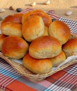 Petits pains Antillais  #recette #pain #facile