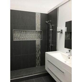 Emser Strands Twilight 12 in. x 24 in. Porcelain Floor or Wall Tile (15.52 sq. ft. / case), Brown/Glazed