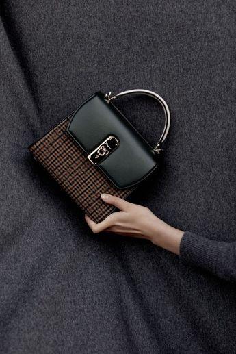 Salvatore Ferragamo collection pré-automne 2019, look de piste, beauté, modèles et ... #beauté #collection #de #Ferragamo #Modèles #Piste #préautomne #Salvatore