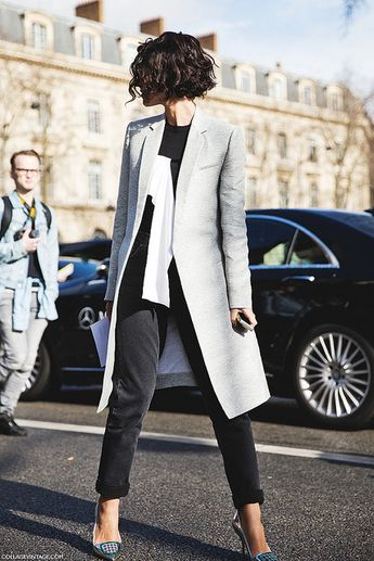 Paris_Fashion_Week_Fall_14-Street_Style-PFW-Yasmin_Sewell-Grey_Coat-1 by collagevintageblog, via Flickr