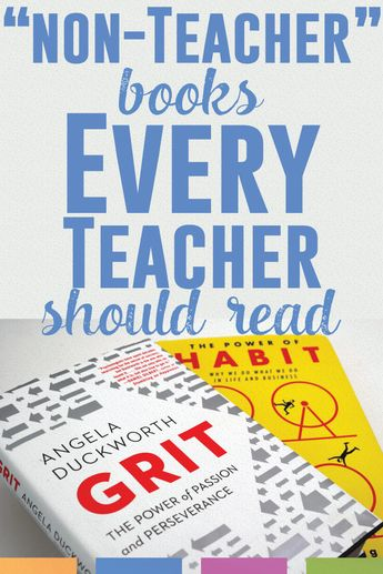 Books That Changed My Teaching