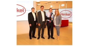 Henkel leaders highlight sustainability and packaging innovation to U.S. Senator Richard Blumenthal