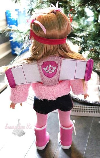 Flying Puppy Wings Costume set