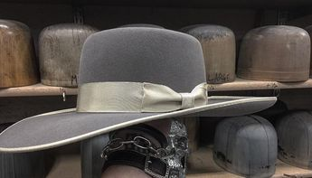 038c1f12 Bolero Hat |The BUCKAROO | Black Fur Fe