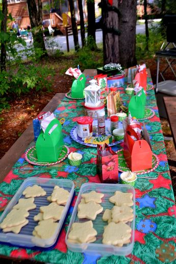 christmas in july christmasholiday party ideas