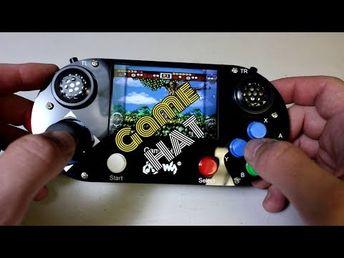 16 Go de GameHat Raspberry Pi Image de Cyclair - Arcade Punks