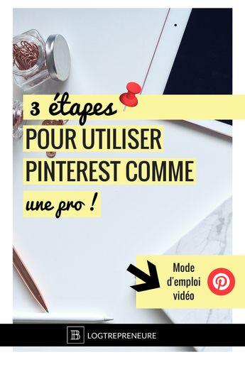 Comment utiliser Pinterest pour ton entreprise
