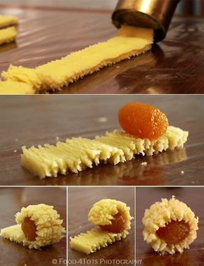 Pineapple Tarts - a work of art!