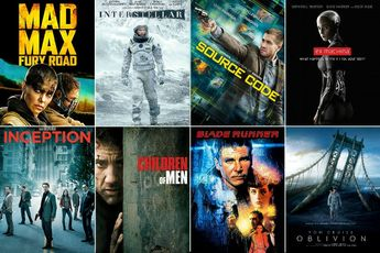 25 Sci-Fi Movies You Should Watch At Least Once