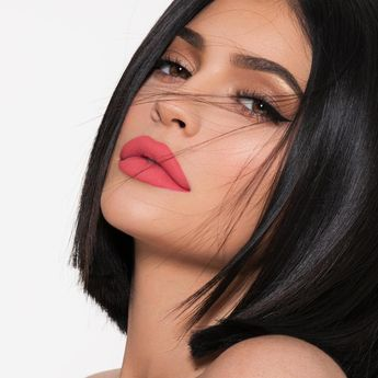 buy a lip kit .. get one free today on KylieCosmetics.com