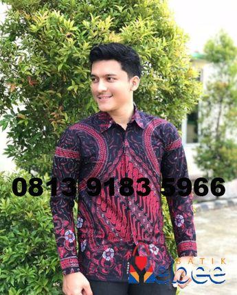 List Of Baju Batik Kerja Muslim Image Results Pikosy
