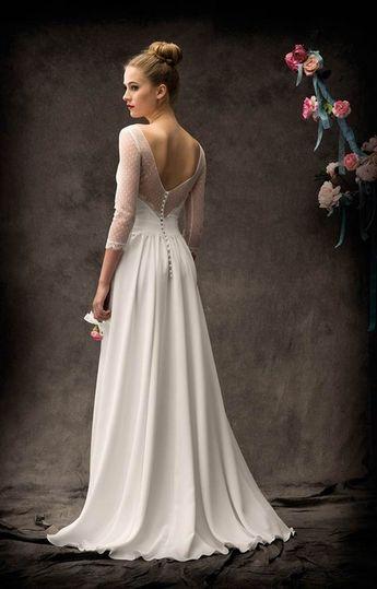 Robe de mariée dentelle 2018