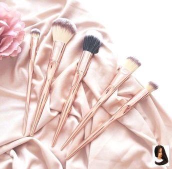 #african #American #Bag #flat #Makeup #Makeup Tools aesthetic Makeup Bag P