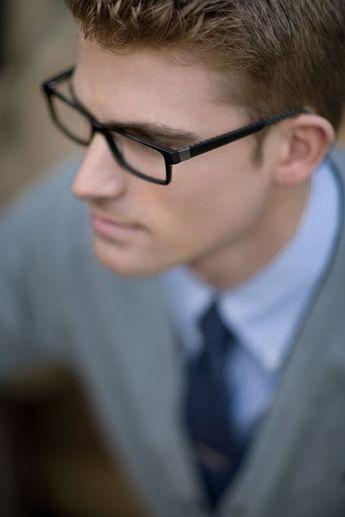 I do like guys with glasses sometimes