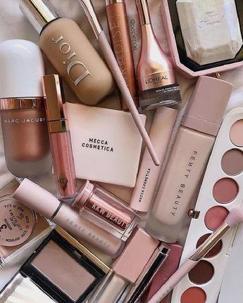 Makeup ...   Makeup  _______________ #makeup #marcjacobs #meccacosmetica #kkwbeauty #fentybeauty #loreal #dior #makeuplife