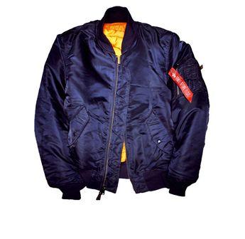 e20ac5005d5 ALPHA INDUSTRIES MA-1 Men s Jacket 5 Colors Jacket Flight Bomber Jacket  S-5XL