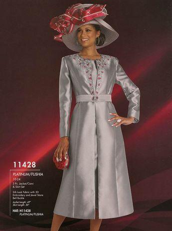 084b30e72ef Donna Vinci Couture 5435 Womens Church Suit
