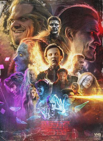 """Waouh, le mélange """"Stranger Things"""" et """"X-Men"""" déchire absolument tout"""