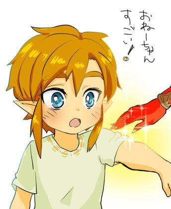 List of attractive mipha x link kiss ideas and photos | Thpix
