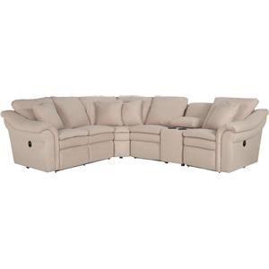 Super Slate Gray 7 Piece Power Reclining Sectional Sofa Dazzle Machost Co Dining Chair Design Ideas Machostcouk