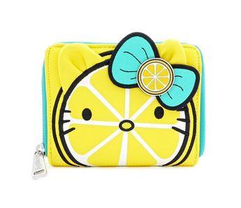 Loungefly x Hello Kitty Lemon Wallet