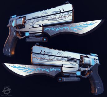 Lynn O'hara's Handgun, Jack Reynard