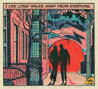 This Isn't Happiness: Mid-Century Romance Comic Books Updated Into Tales Of Shallow Lives And Empty Sex