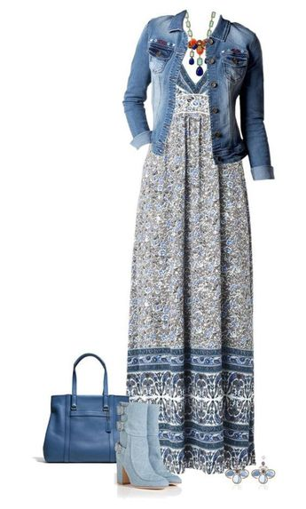 Maxi for Fall by justjules2332 on Polyvore featuring polyvore, fashion, style, R