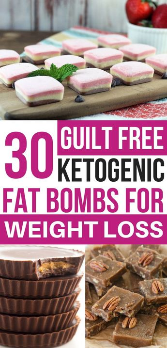 30 Fat Bombs That Make the BEST Keto Desserts