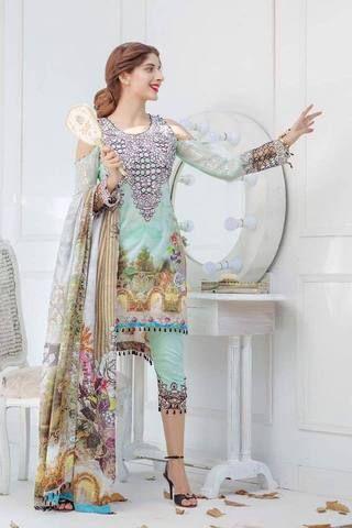 d95ce77cba Noor Luxe By Sadia Asad, Ladies Replica Suits, Replica Shop Online