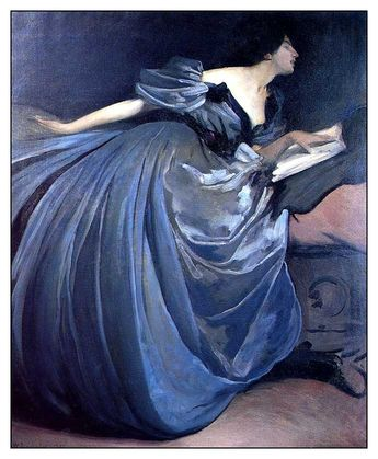Artist: John White Alexander (1856 – 1915)